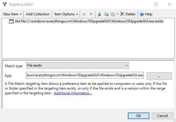 Windows 10 Upgrade GUI – For ConfigMgr\SCCM – Everything SCCM