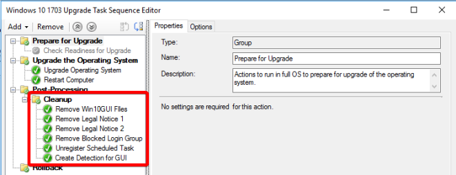 Windows 10 Upgrade GUI – For ConfigMgr\SCCM – Everything SCCM